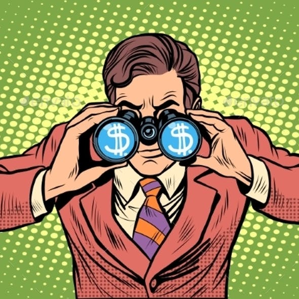 Financial Monitoring of Currency Dollar