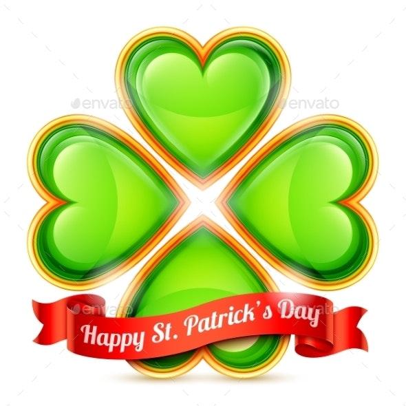 St. Patrick Day Congratulation - Miscellaneous Seasons/Holidays
