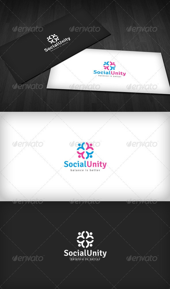 Social Unity Logo