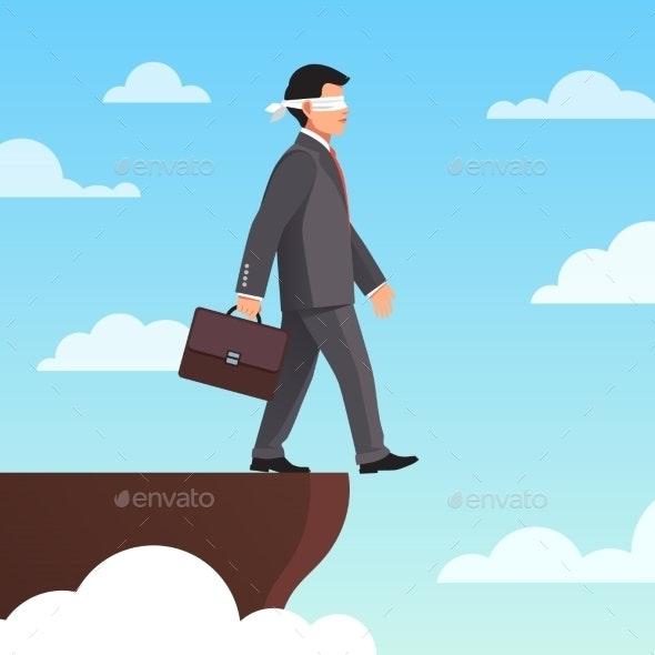 Leap of Faith Concept - Concepts Business
