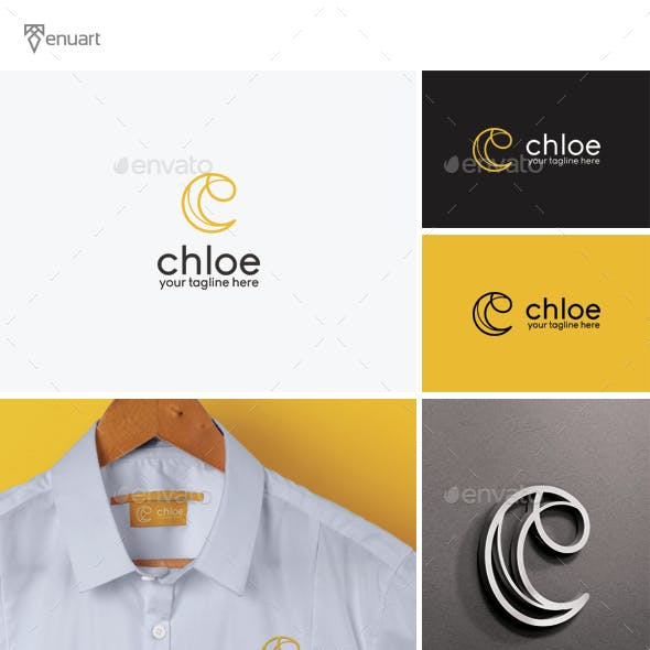 124681f57 Internet and Simple Letter Logos from GraphicRiver