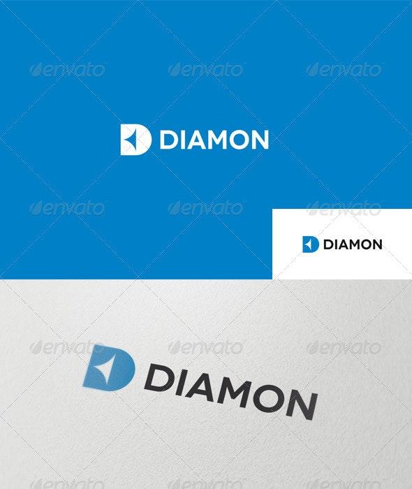 Letter D Logo - Letters Logo Templates