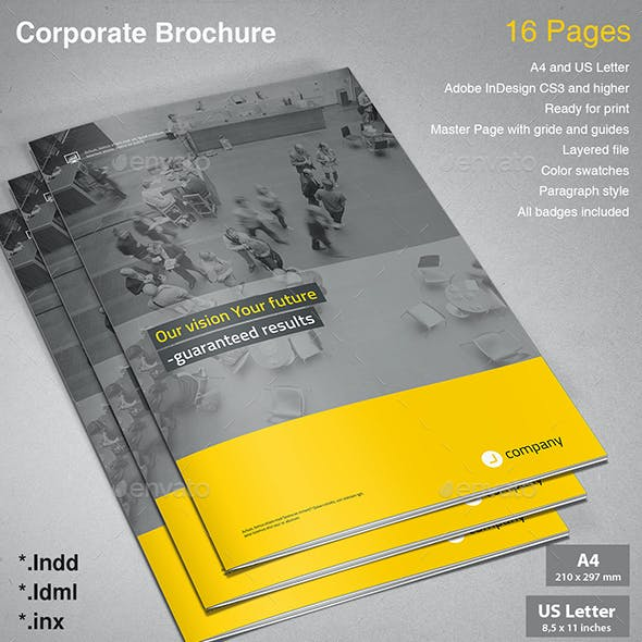 Corporate Brochure Vol.5