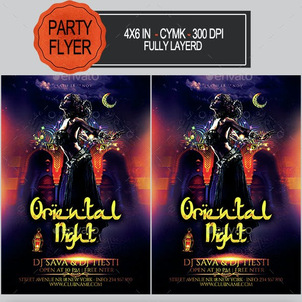 Oriental Night Flyer