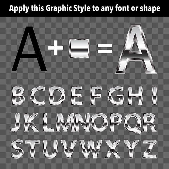 Metal Graphic Style 1