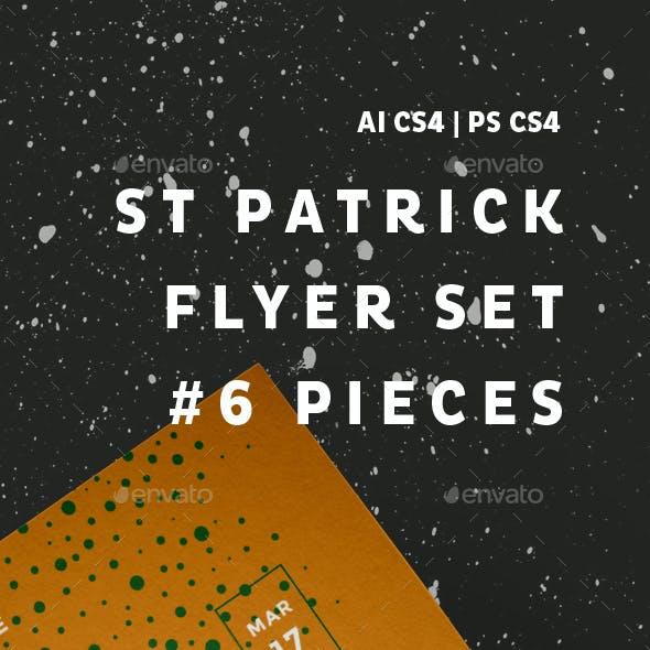 St. Patrick Set