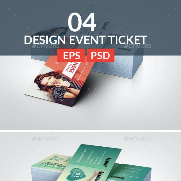 Event Ticket Bundle
