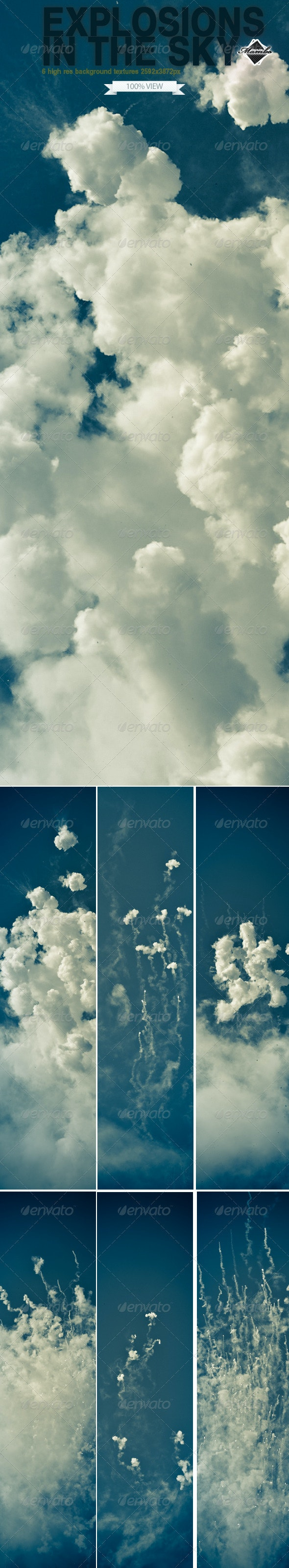 Explosions in the sky - Nature Textures