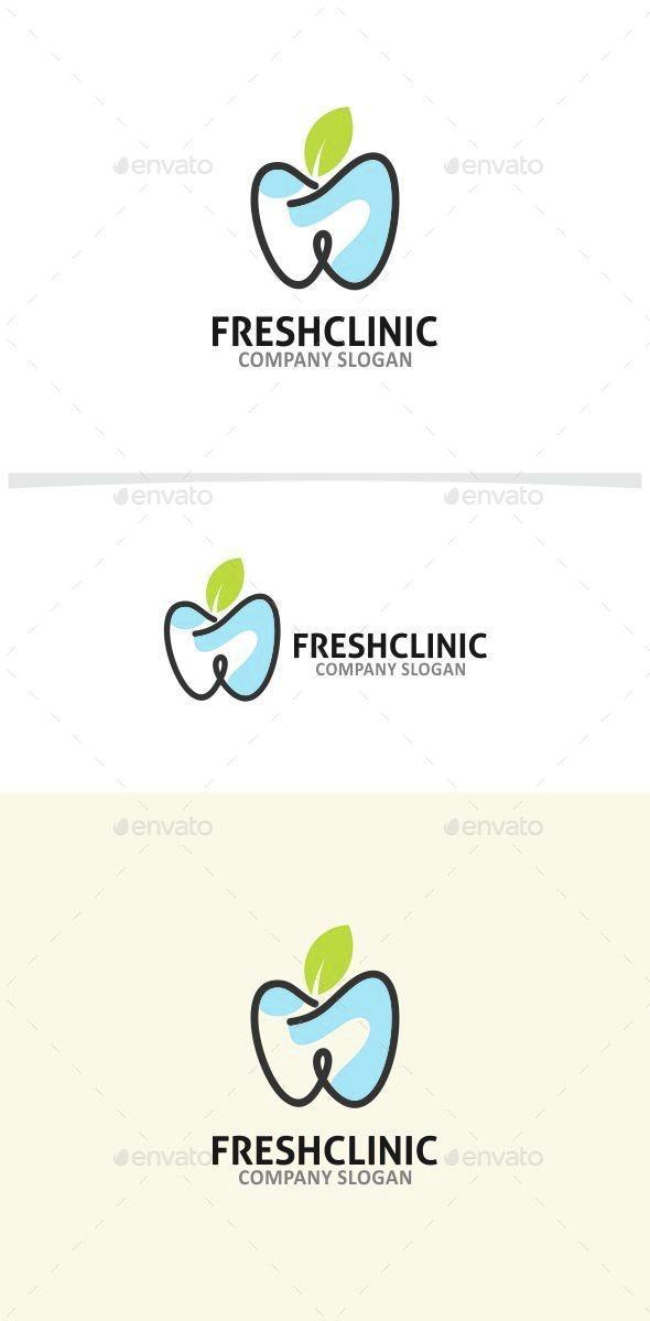 Fresh Clinic - Symbols Logo Templates