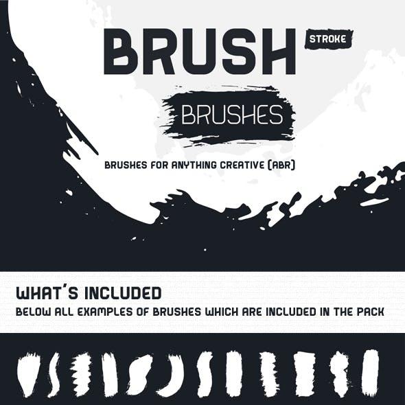 Brush Stroke Brushes