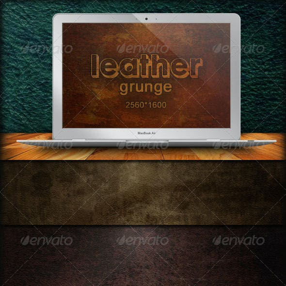Leather Grunge Backgrounds