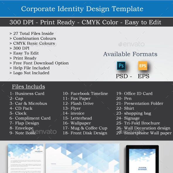 Corporate Identity Set-2