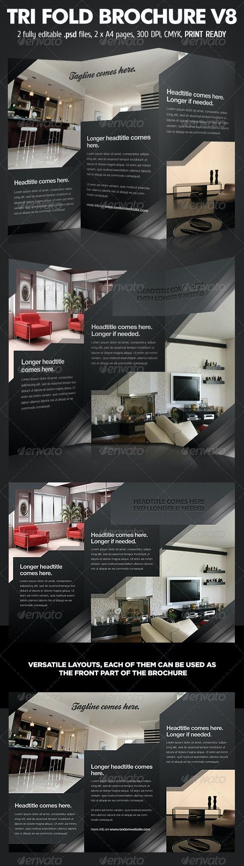 TriFold Brochure V8 - Corporate Brochures