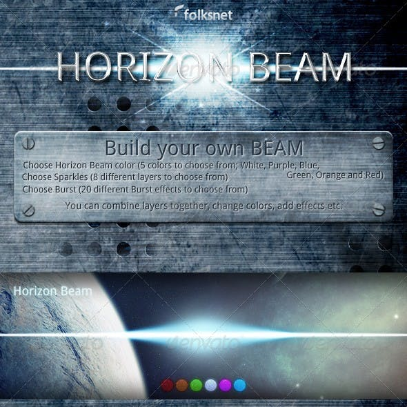 Horizon Beam