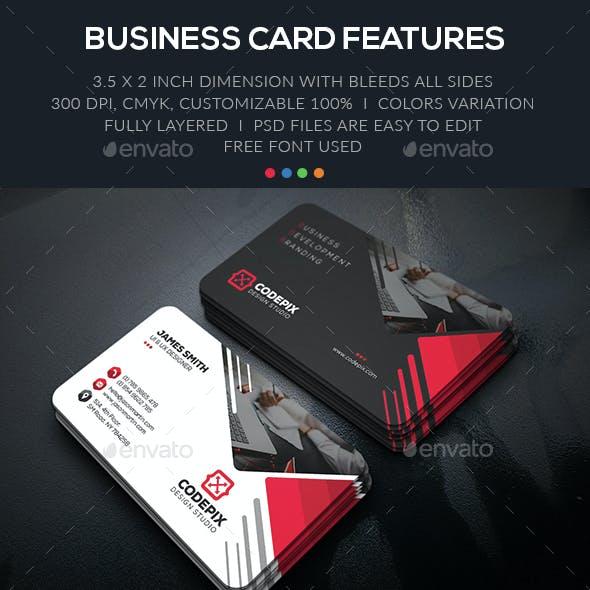 Development Business Card