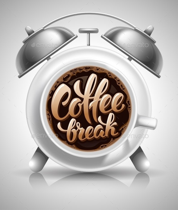 Coffee Break Concept - Concepts Business