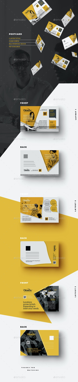 Postcard Design - Cards & Invites Print Templates