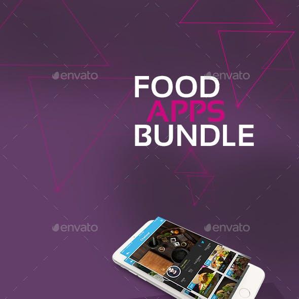 Food Apps UI Bundle