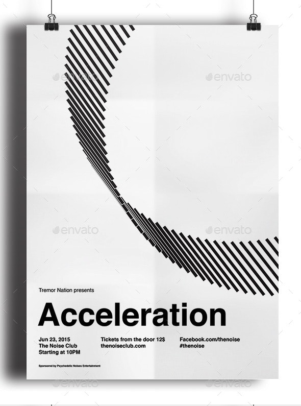 Acceleration - Clubs & Parties Events