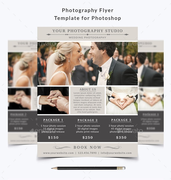 Photography Flyer Template - Events Flyers