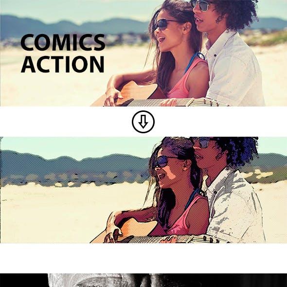 Comics Action