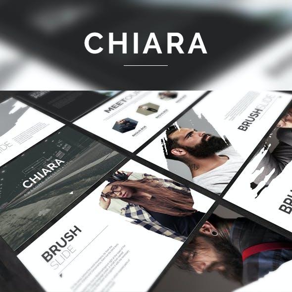 Chiara Keynote Template