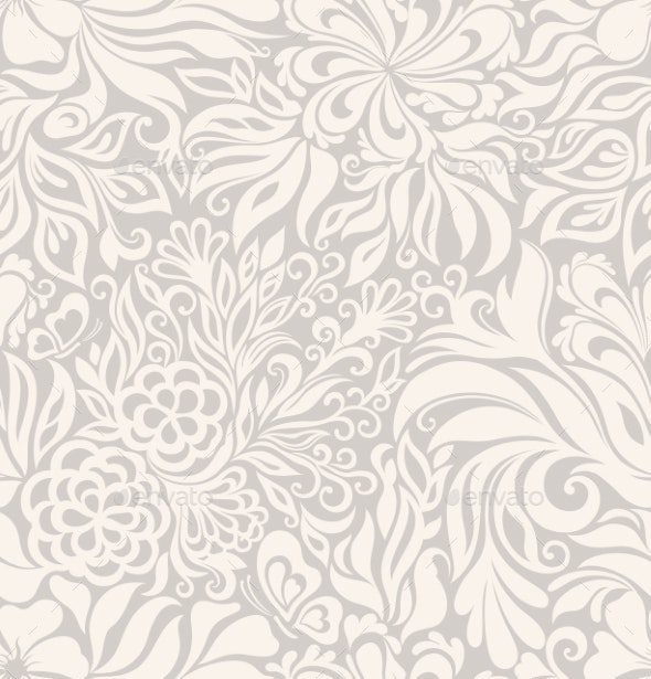 Luxury Seamless Graphic Background - Backgrounds Decorative