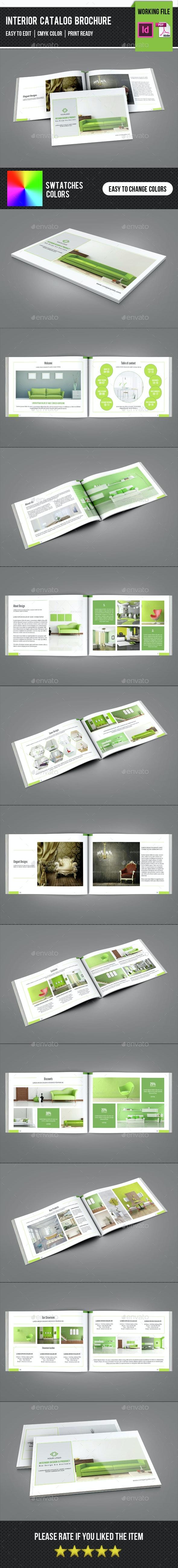 Interior Design Catalog-V190 - Catalogs Brochures