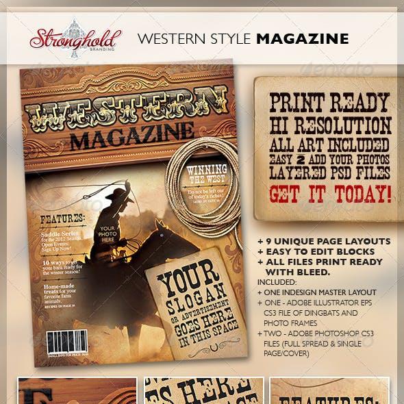 Western Vintage Magazine