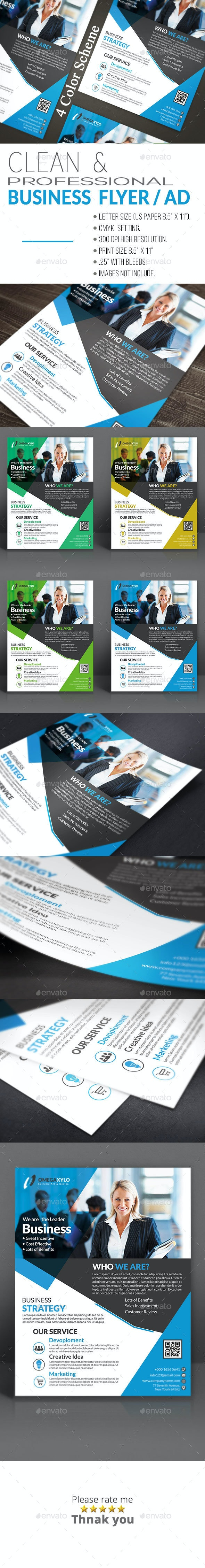 Business Flyer ? Ad - Corporate Flyers