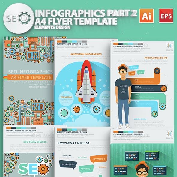 Digital SEO Infographic Design 2