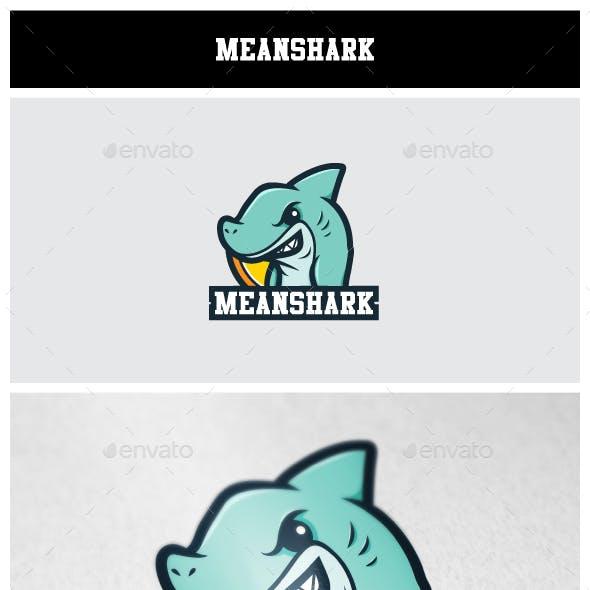 MeanShark Logo