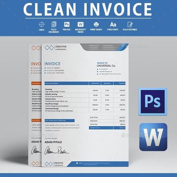 Invoice - Invoice Template
