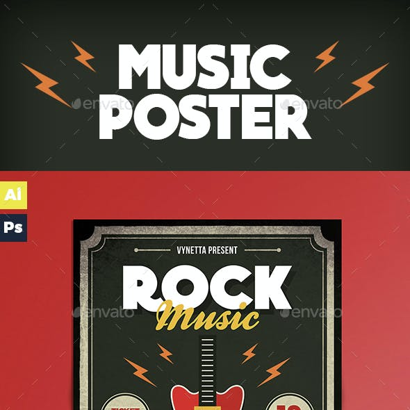 Music Poster/Flyer
