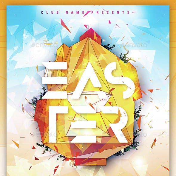 Easter & Summer Poster