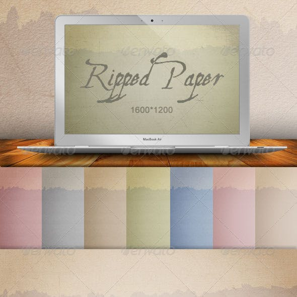 Ripped Paper Backgrounds