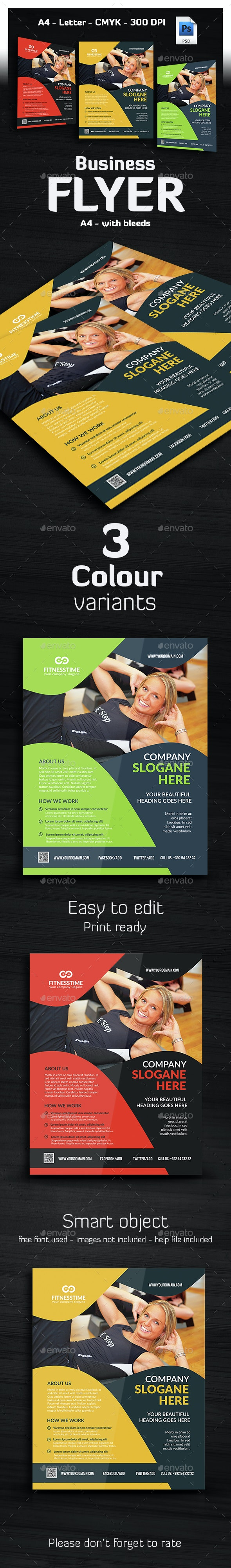 Ultimate Business Flyer  - Commerce Flyers
