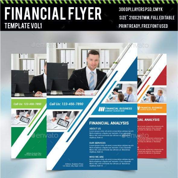 Financial Analysis Flyer Vol 1