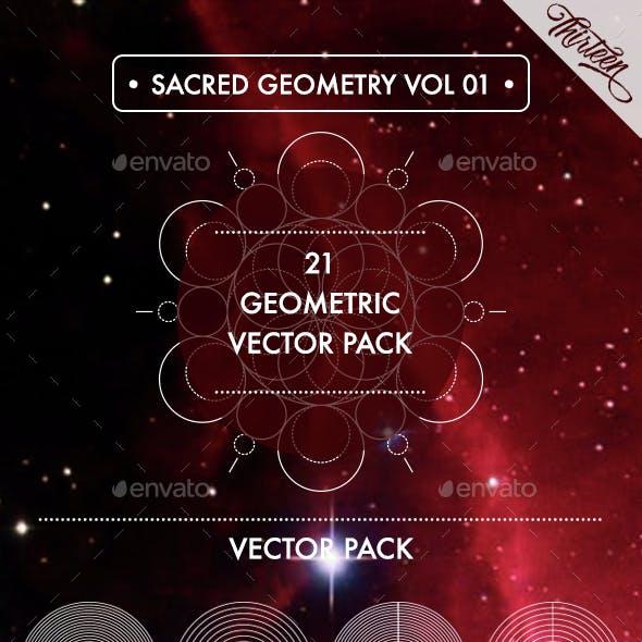 Sacred Geometry Vol 01 (Elipse Version)