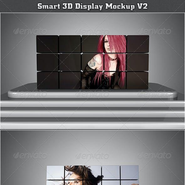 Smart 3D Display Mockup V2