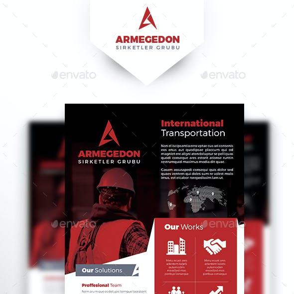 Intertanioal Transport Bundle Templates