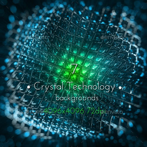 Crystal Technology Surface