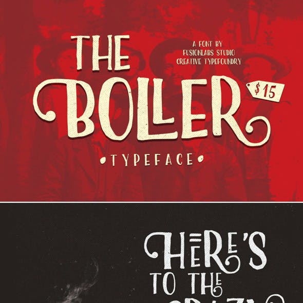 The Boller Typeface
