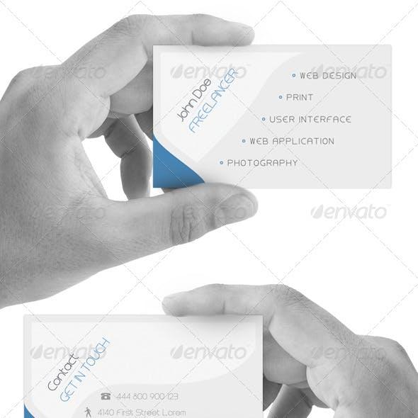 Deep Simplicity Card v1.0
