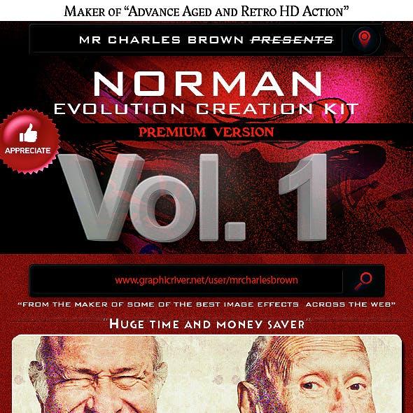 Norman Evolution Creation Kit