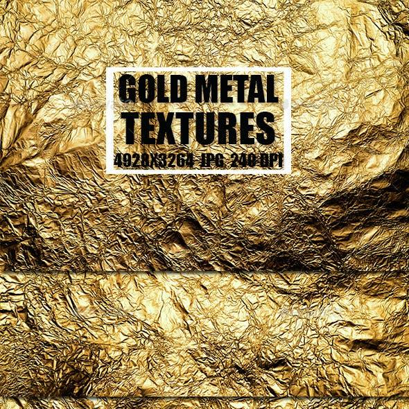 Gold Metal Textures 2