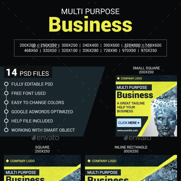 Multi Purpose Business