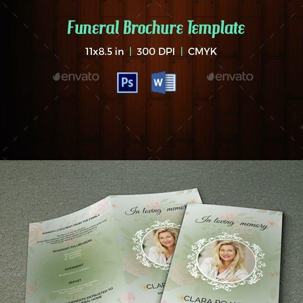 Funeral Program Template-V42