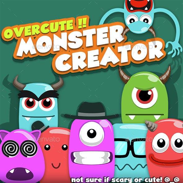 Monster Creator Kit