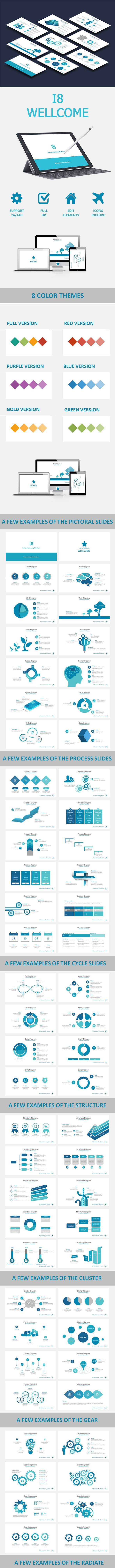 I8 Powerpoint Templates  - Business PowerPoint Templates